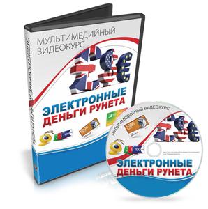 Видеокурс «Электронные деньги Рунета»